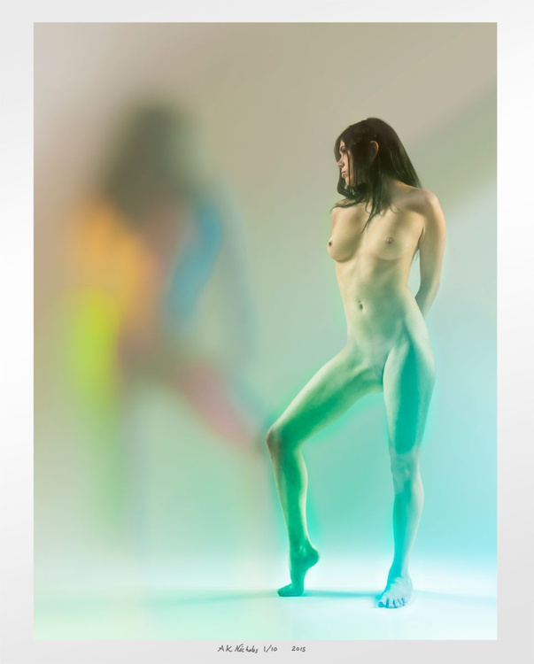 Tess, Ghostly - limited edition 2/10 - Image 0