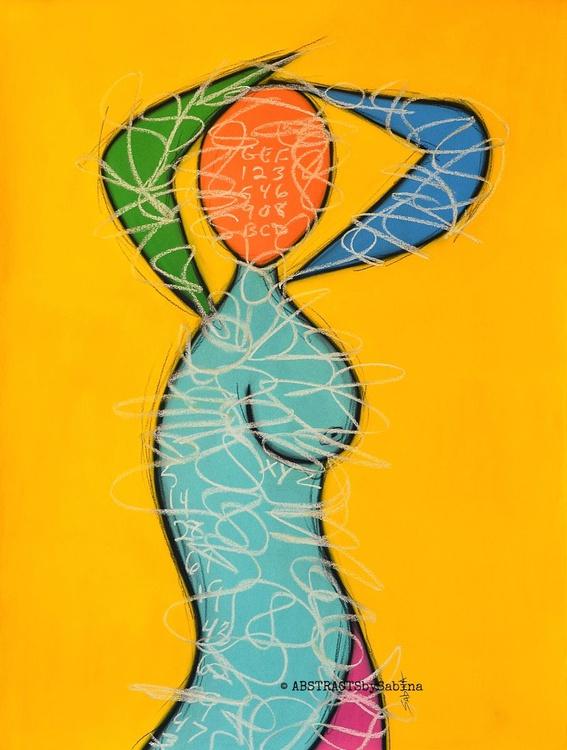 """""""Yellow Bikini"""" - Image 0"""