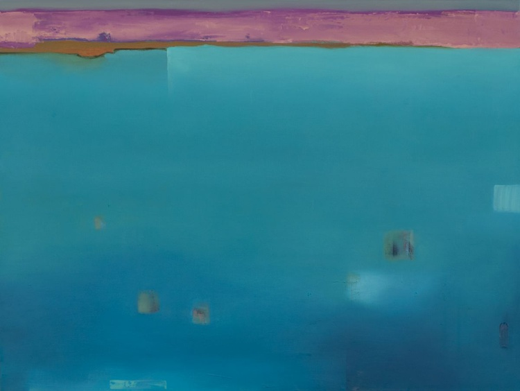 Colour Abstract Turquoise - Image 0