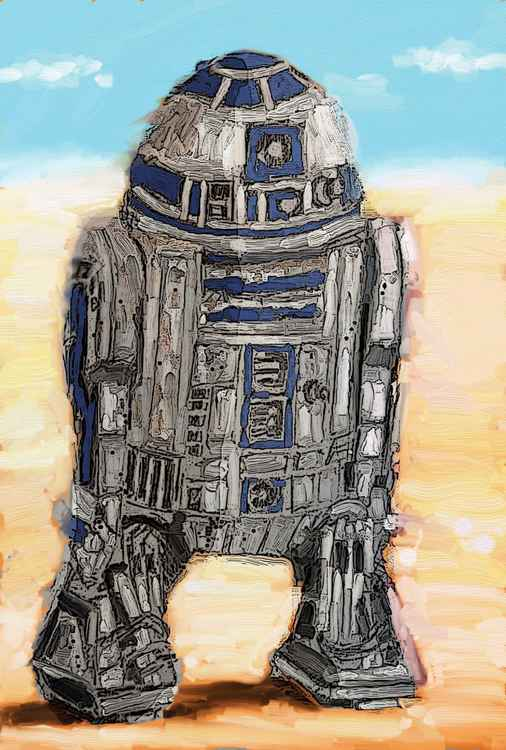 R2-D2 -