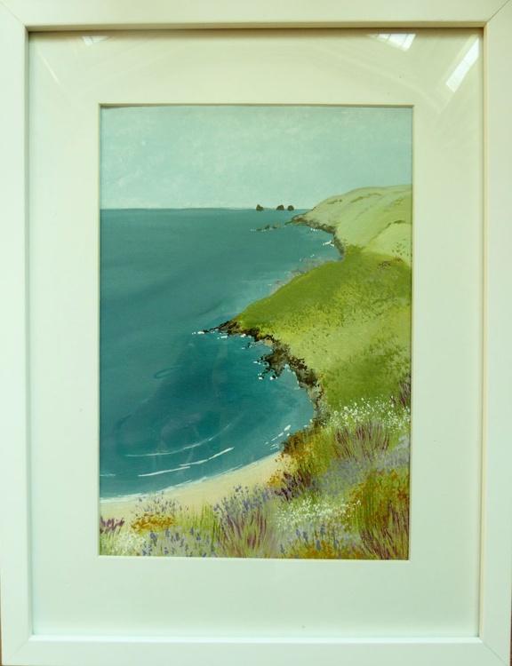 Cornish Coastline - Image 0