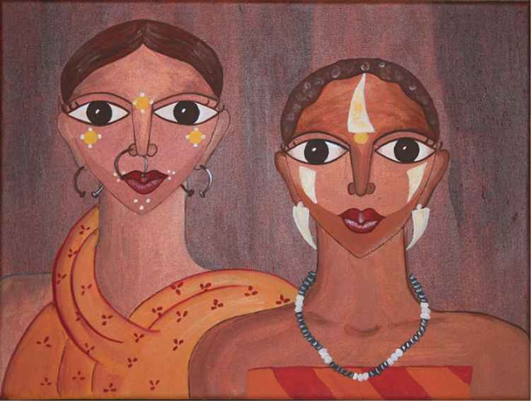 Tribal Women -