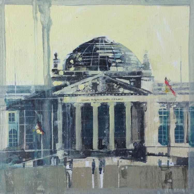 The Bundestag, Berlin -