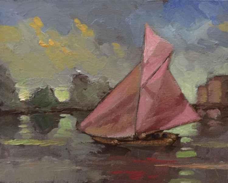 Under Sail -