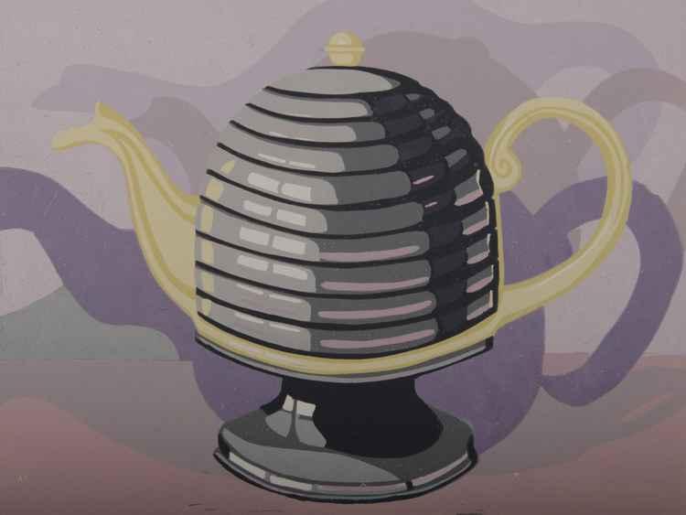 Teapot -