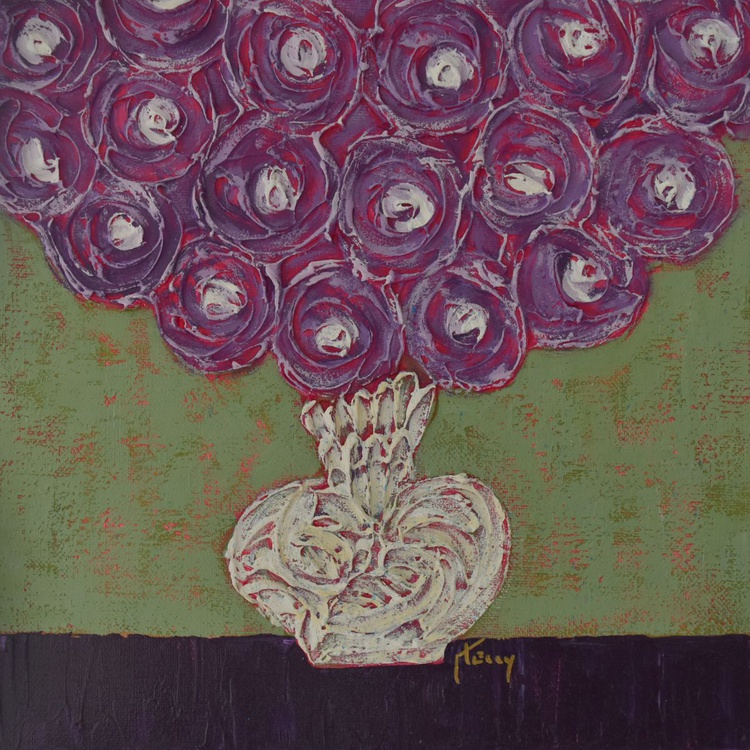 Purple Bouquet - Image 0