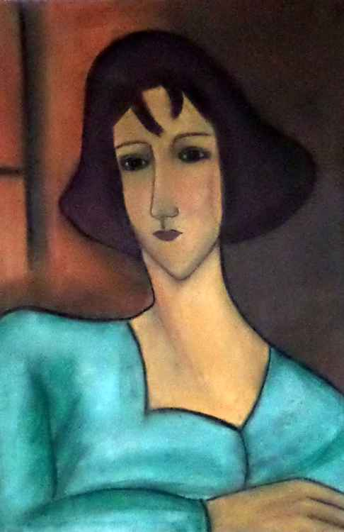 Modigliani woman