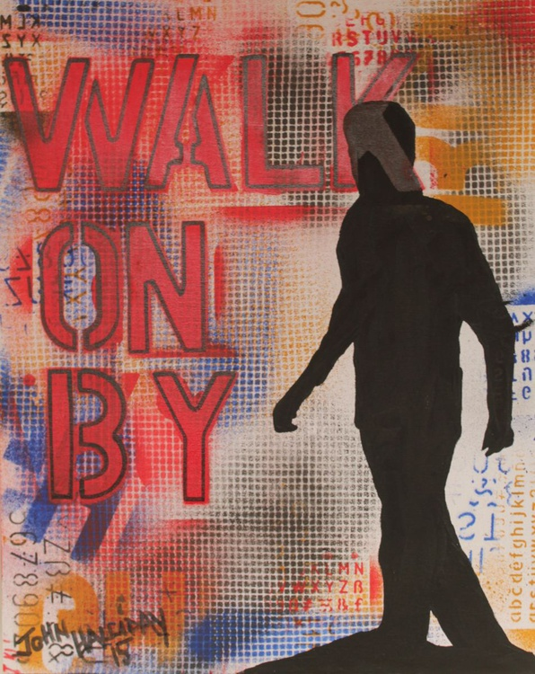 Walk on by - Image 0