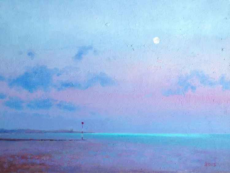 Minnis Bay - Moonlight