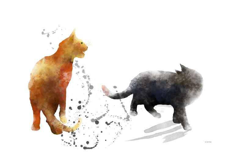 2 Cats 2 -