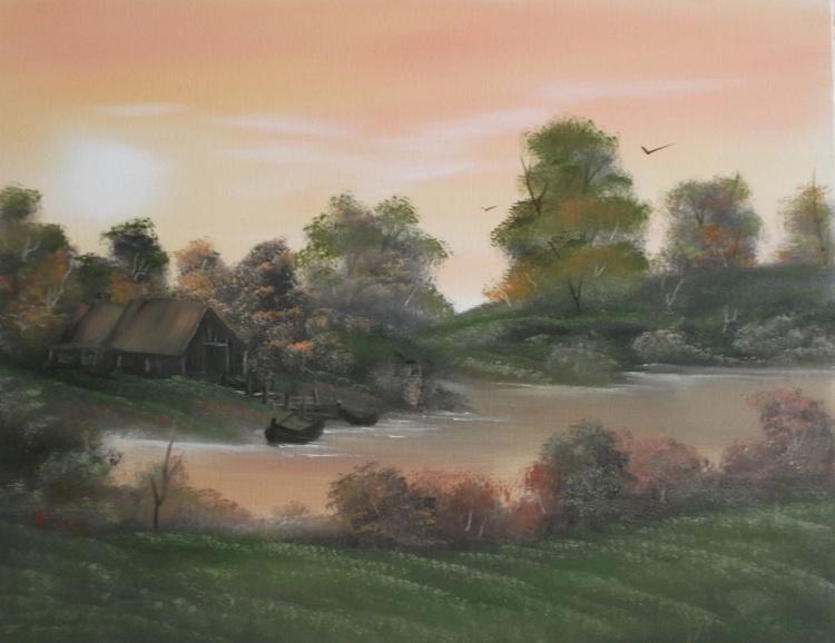 Autumn Touches the Landscape - Image 0