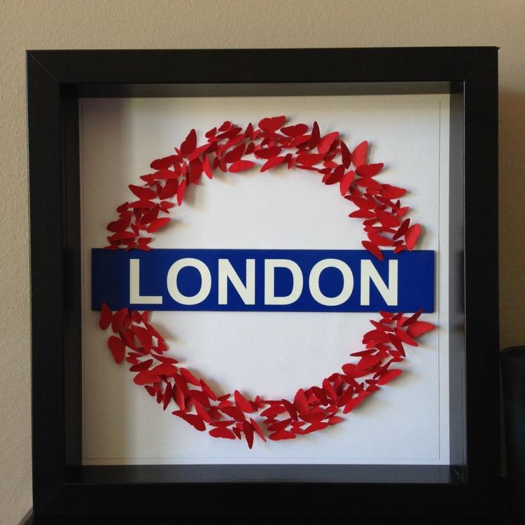 London Underground Sign 3D - Image 0
