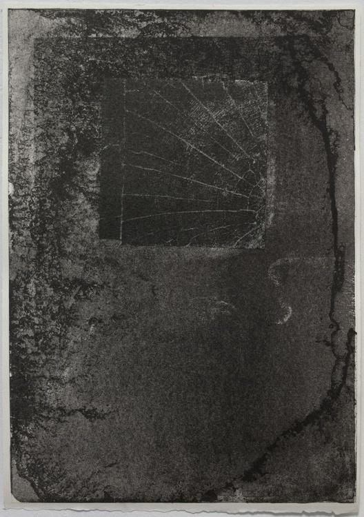Untitled Work on Wood No. 3 - Image 0