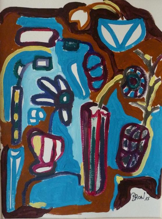 Vases extravagants - Image 0