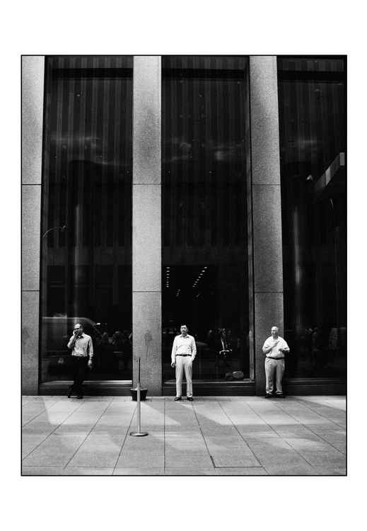 New-York - Triptych -