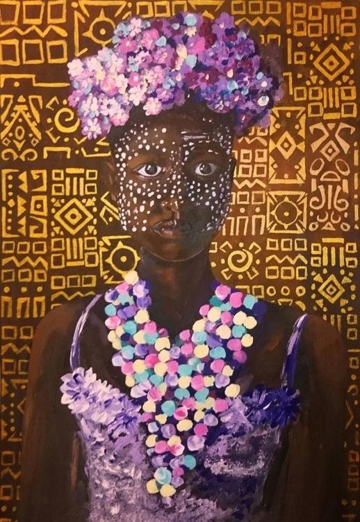 African girl - Image 0