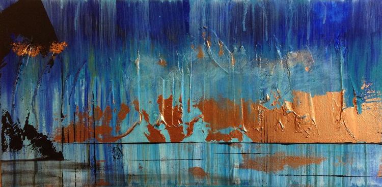 """ Copper Landscape "" - Image 0"