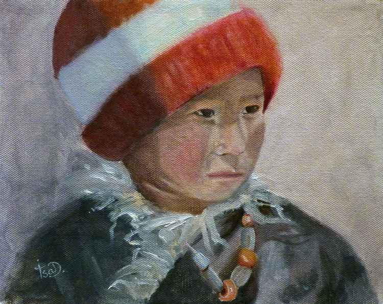 Small Tibetan -