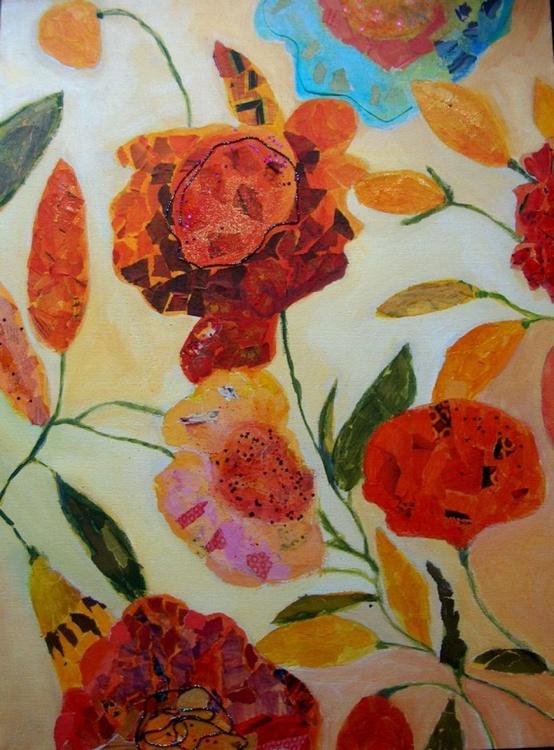 Sunshine and flowers - Image 0