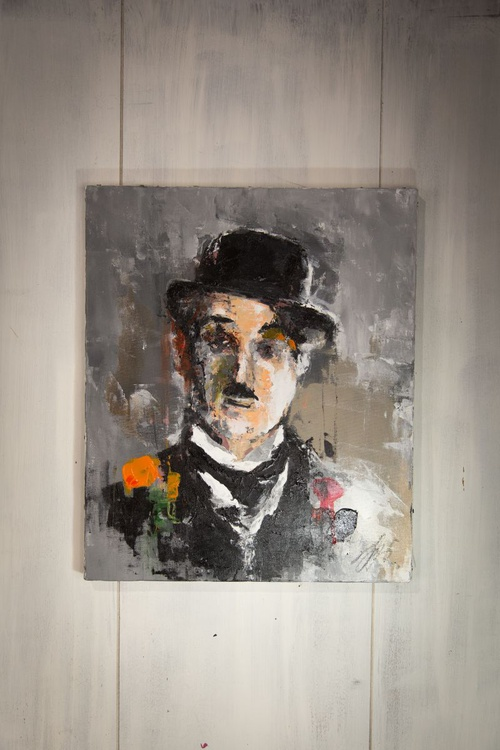 Portrait works untitled - Image 0