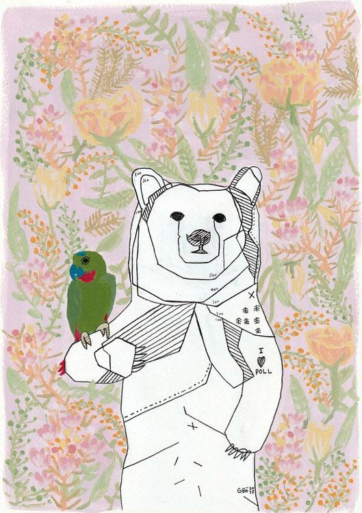 Bear Loves Poll - Image 0