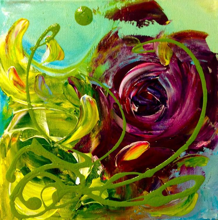 Purple Bloom - Image 0