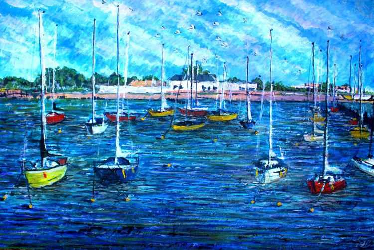 Titchfield Haven Marina II -
