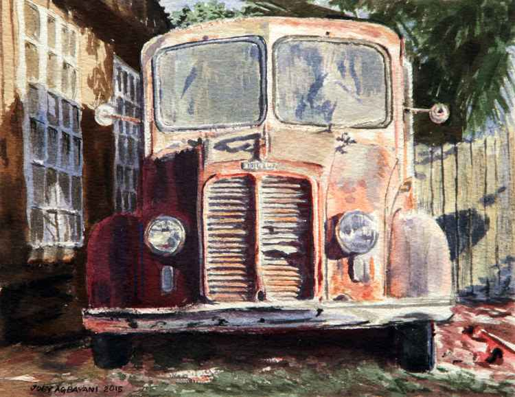 Divco Truck