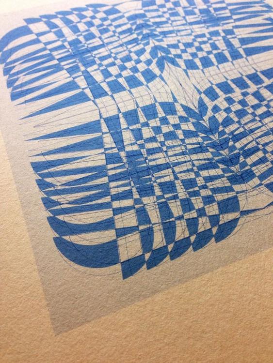Study of Line & Shape - Image 0