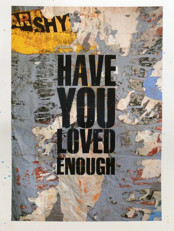Tehos - Have You Loved Enough #/30 - Image 0