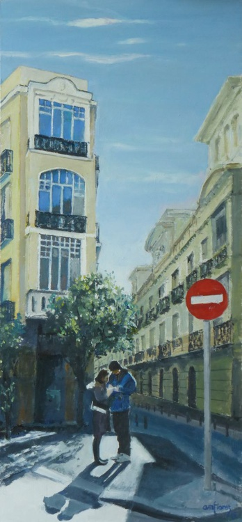 """""""Lost in Madrid"""" - Image 0"""