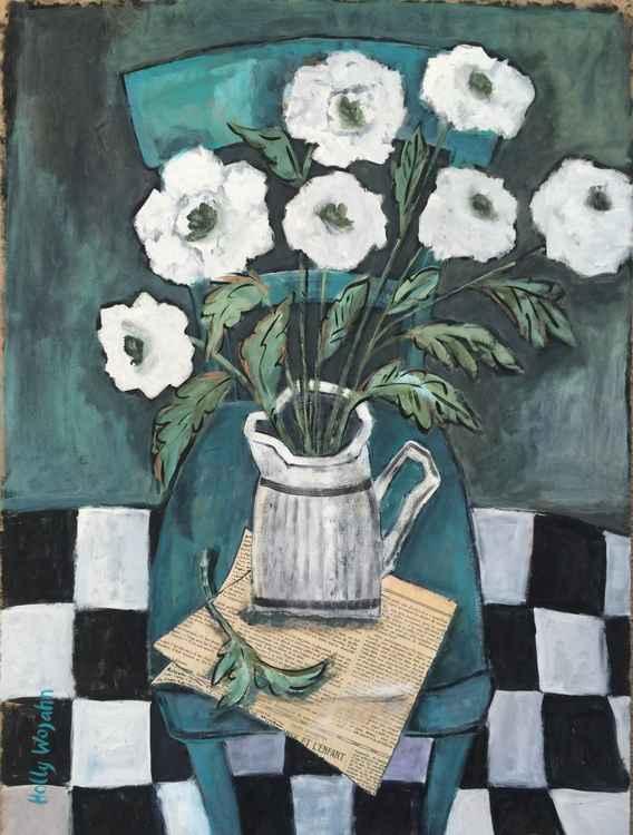"""""""Fleurs, Sur la Chaise"""""""