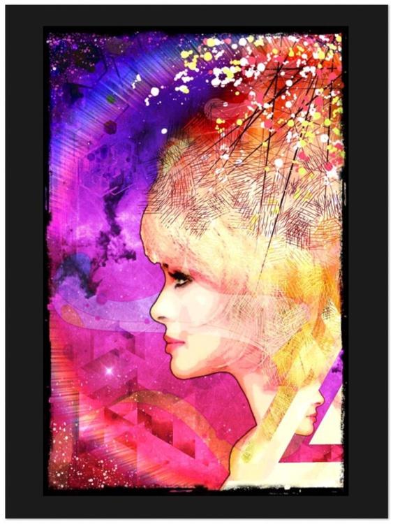 Cosmic Girl - Image 0