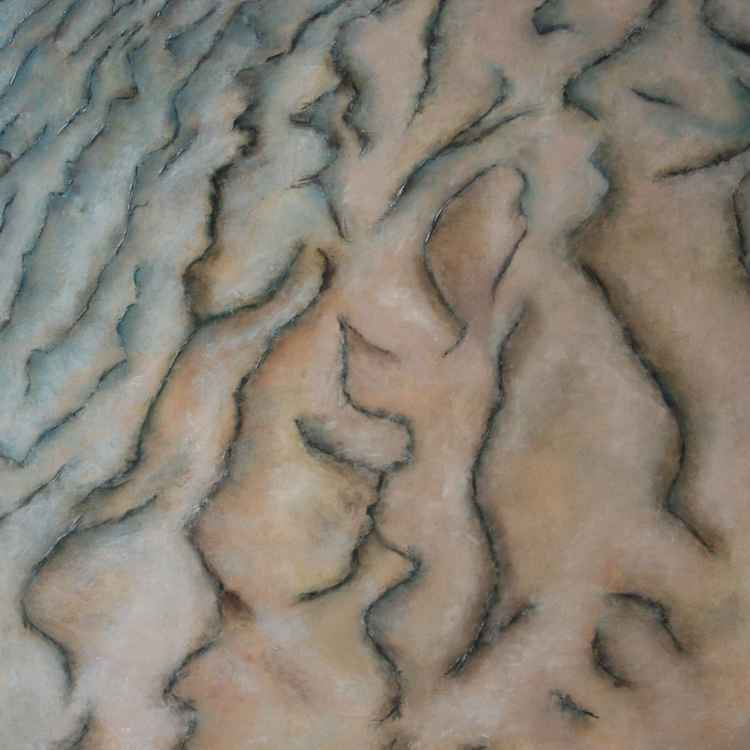 Sand Ripples, Holkham Beach -