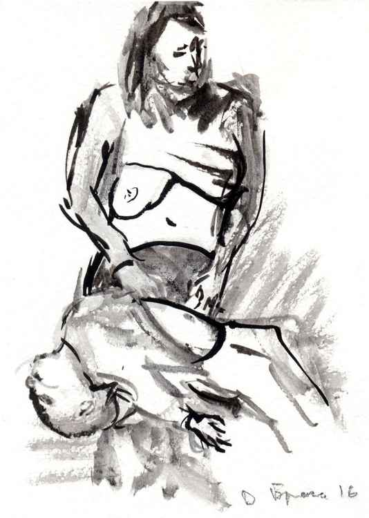 Mother and Child 04 -