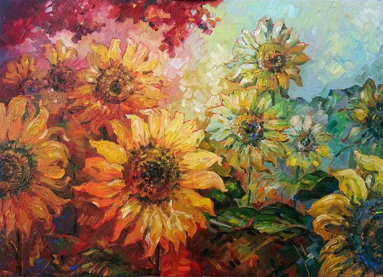 Sunflower Dreams - Image 0