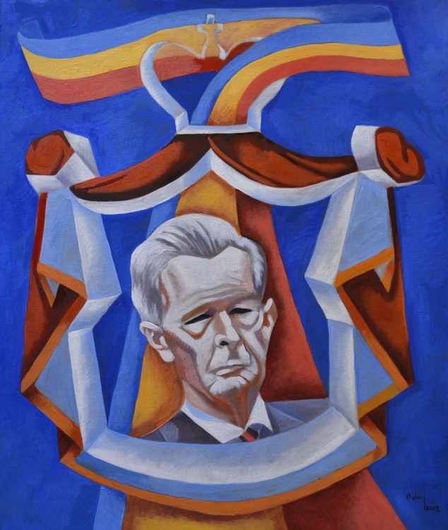 PORTRET OF THE ROMANIAN KING- MIHAI - Image 0