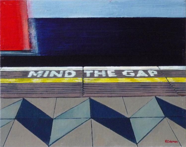 Mind The Gap 1 - Image 0