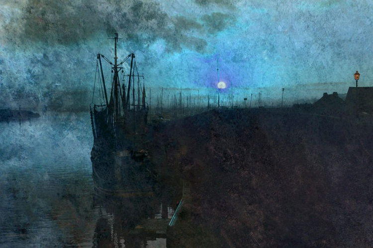 When the Moon hits the Sea - Image 0