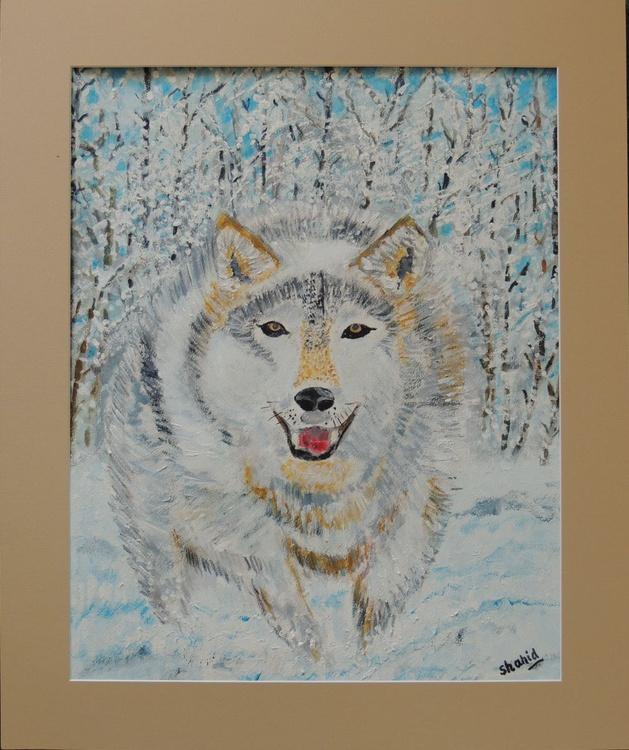 Grey Wolf - Image 0