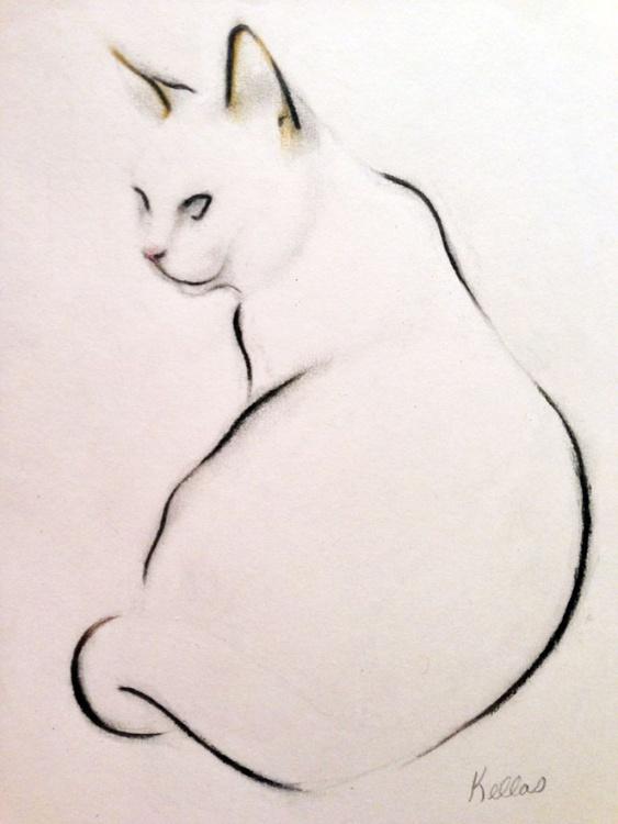 Cat Study - Sitting - Image 0