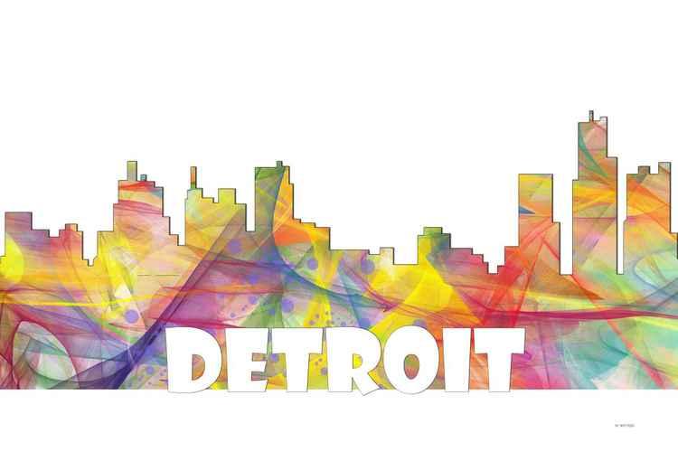 Detroit Skyline MCLR2 -