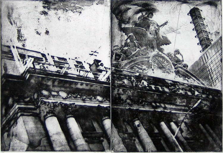 US Customs House with Grand Central Frieze - Image 0