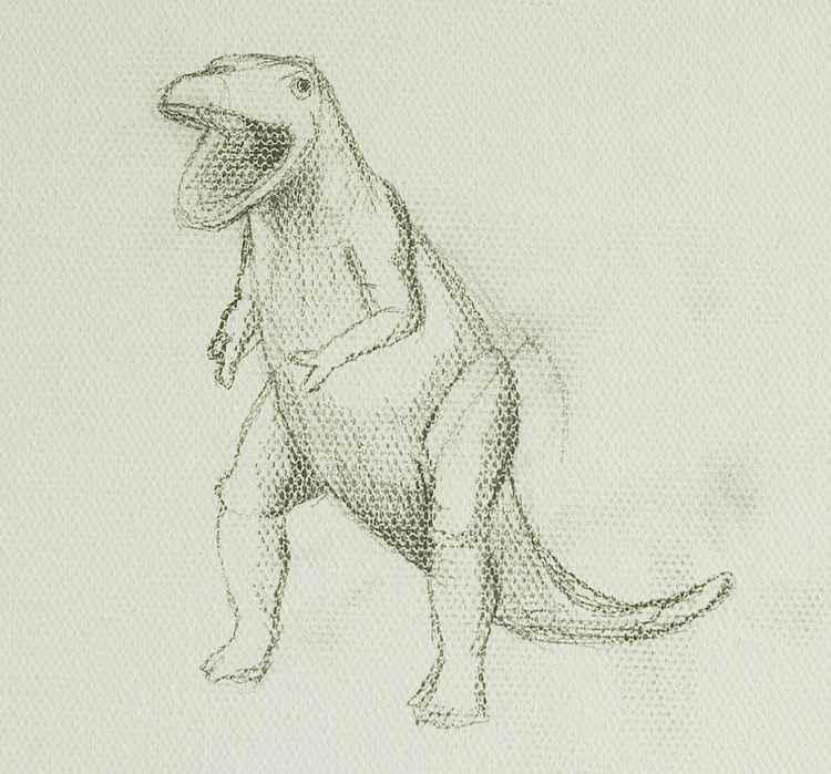 Dinosuar No.4 -
