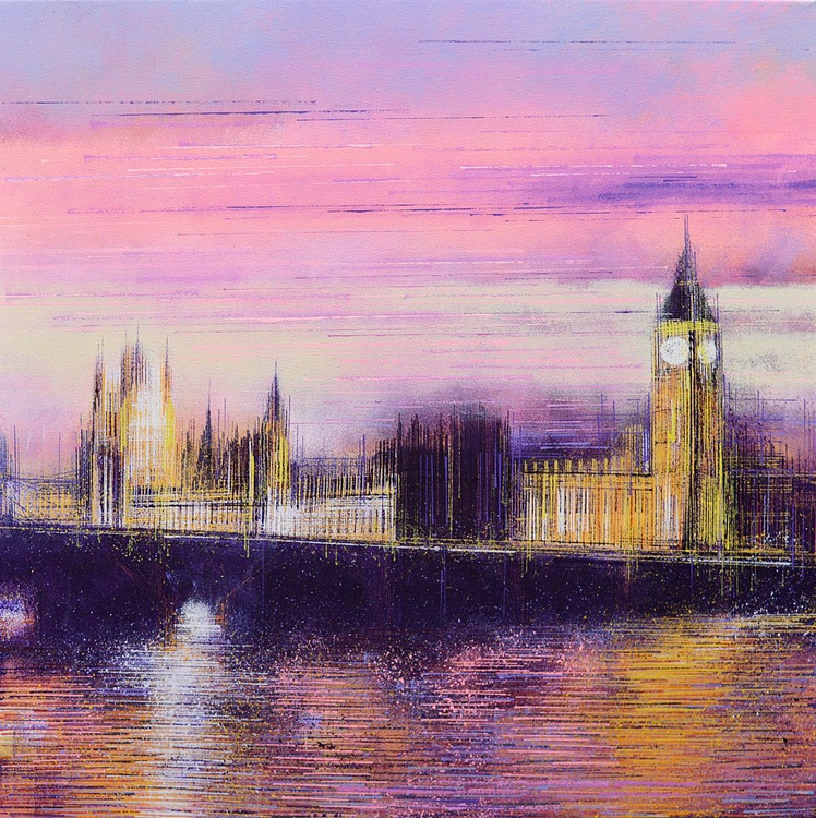 Sunset Over Westminster - Image 0