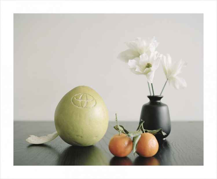 Still Life With Pomelo