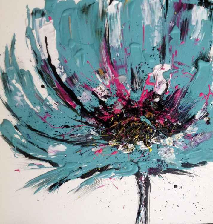 Expressive Flower -