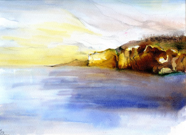 Madeira Watercolour - Image 0