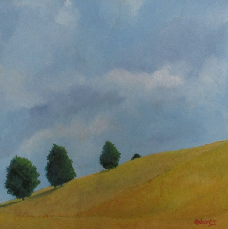 Over the hill - Image 0