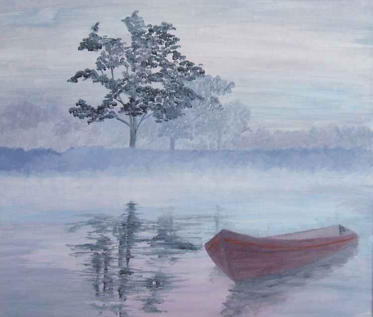 Reflections in the Mist -